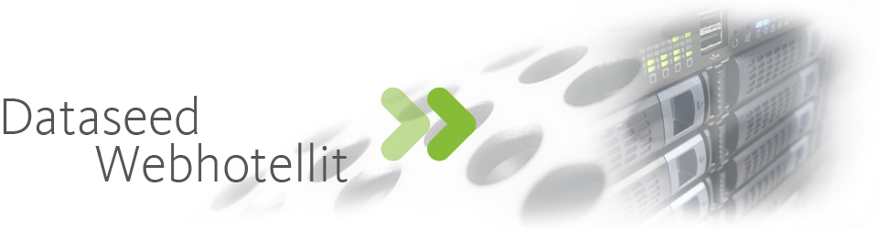 Dataseed Webhotellit